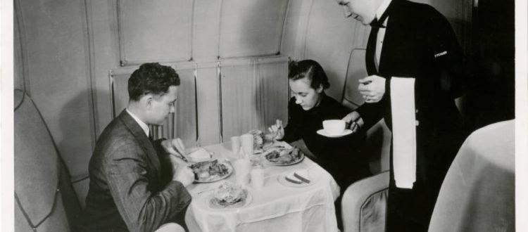 Pan Am Dinner Service